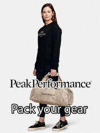 Pack your gear