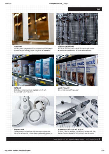 Fastighet magasin- Page 1