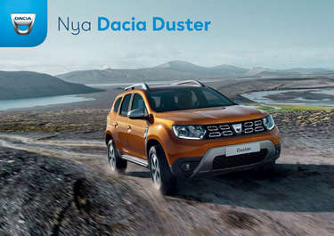 Dacia Duster- Page 1