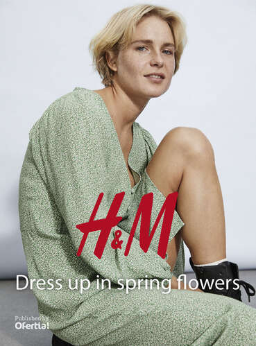 Dress up in spring flowers- Page 1
