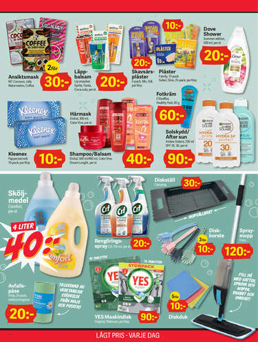 Dollar Store- Page 1