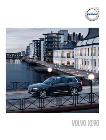 Volvo XC90- Page 1